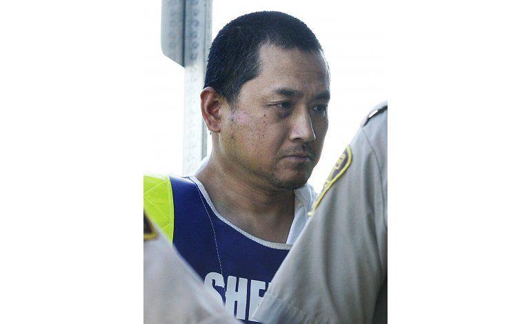 Liberan a hombre que decapitó a pasajero en Canadá
