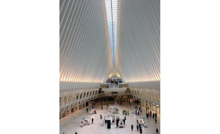 Mujer muere al caer dentro de estación del WTC