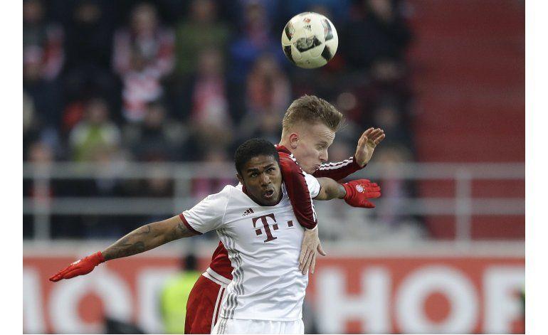 Bayern define al final y aumenta su ventaja en la cima