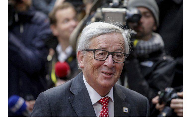 Juncker no irá por la reelección en la Comisión Europea