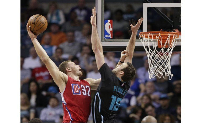 Griffin y Rivers brillan en triunfo de Clippers ante Hornets