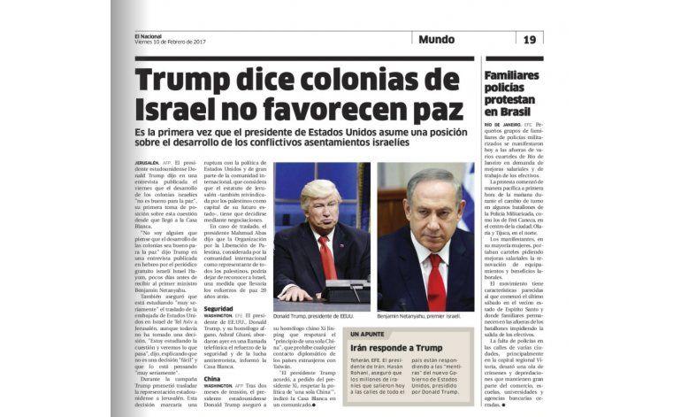 Diario dominicano publica foto de Baldwin en lugar de Trump