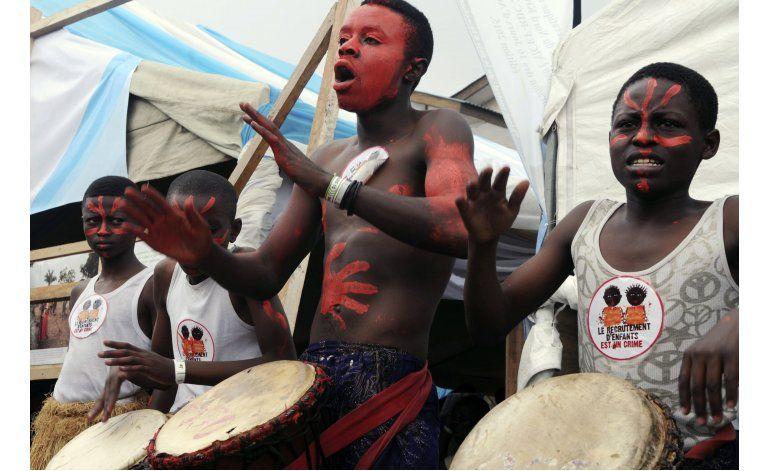 Festival de música por la paz atrae a miles a Congo