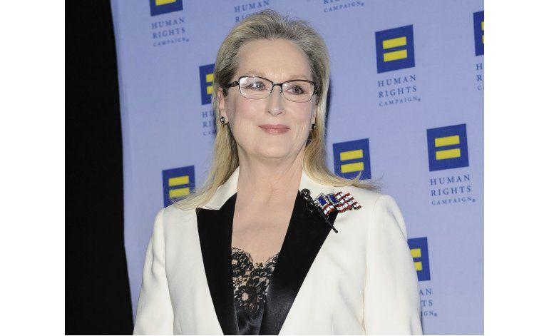 Meryl Streep renueva sus críticas duras contra Trump