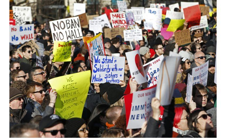 ACLU gana miembros y donaciones tras llegada de Trump