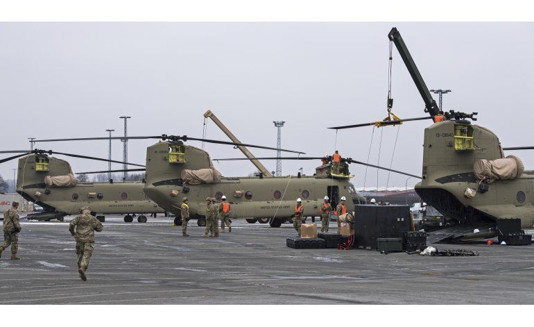 EEUU intensifica presencia militar en Alemania