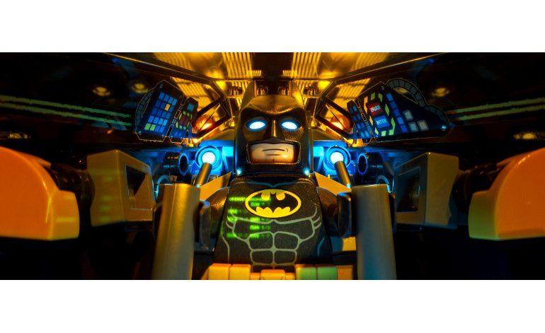 Lego Batman supera a Fifty Shades Darker en taquilla