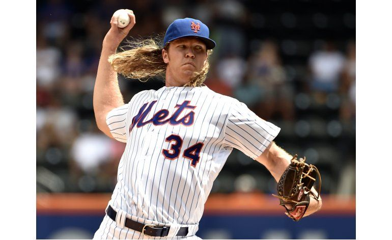 Mets: Syndergaard listo para abrir el primer día