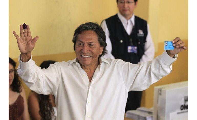Perú completará datos para pedir arresto de Toledo en EEUU