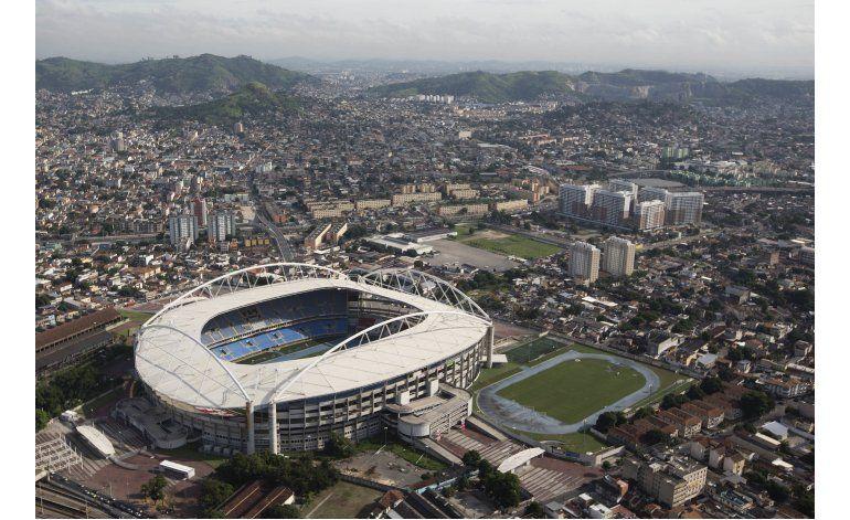 Hincha muere baleado frente a estadio en Río de Janeiro