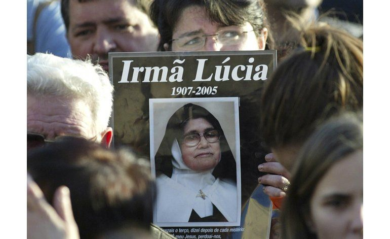 Portugal lanza campaña para beatificar a la hermana Lucía