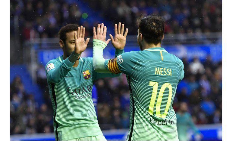 Campeones: PSG-Barsa, el plato fuerte en octavos de final