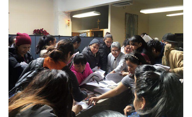NY: mexicanos expresan miedo tras redadas migratorias