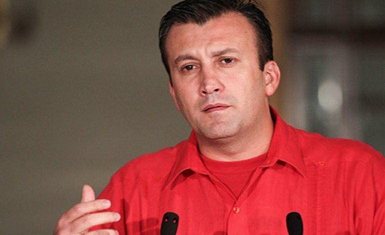 EEUU sanciona por narcotráfico a vicepresidente venezolano