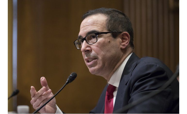 Senado confirma a Mnuchin como secretario del Tesoro