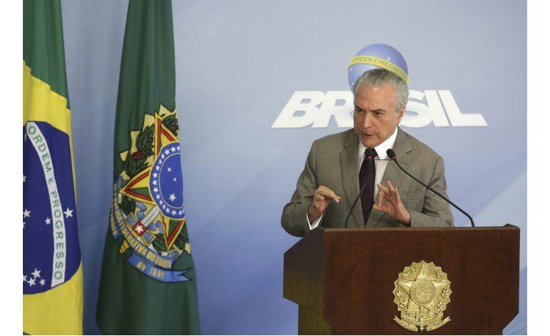 Brasil saca al ejército a patrullar Río de Janeiro