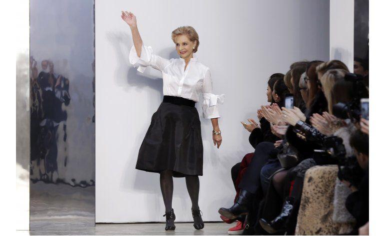 Carolina Herrera: el amor por la camisa blanca