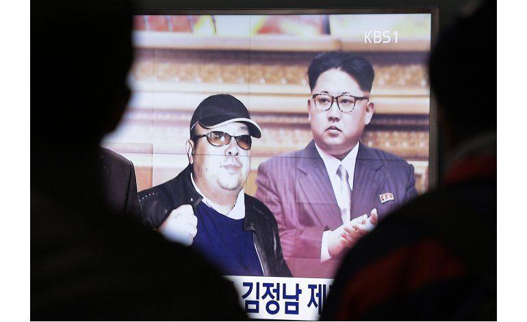 Buscan pistas tras asesinato de medio hermano de Kim Jong Un