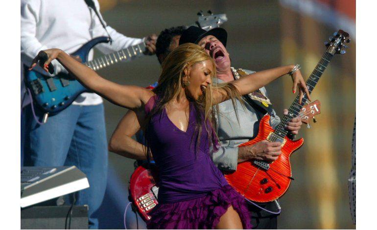 Santana clarifica sus comentarios sobre Beyonce