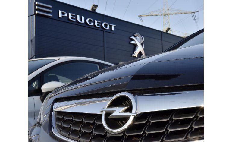 Alemania inquieta por posible pacto PSA Group-General Motors