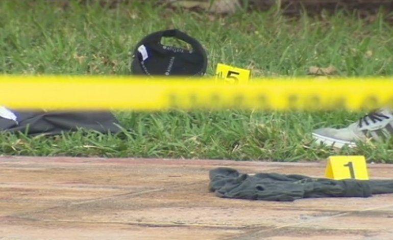 Dos personas fueron baleadas en la ciudad de Miami Beach