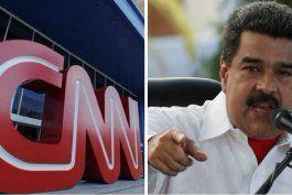 cortan la senal de cnn en venezuela