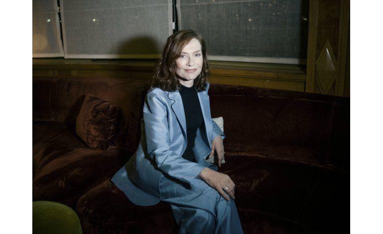 Isabelle Huppert: No soy una artista, soy el lienzo