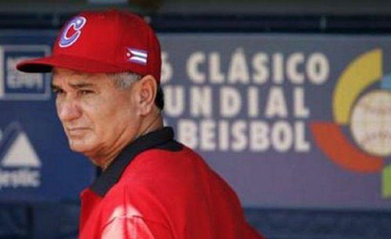 Higinio Vélez: Se está negociando para insertar a peloteros cubanos de Grandes Ligas en el equipo Cuba