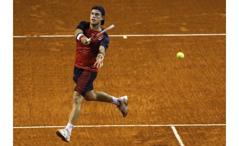 Nishikori supera a Schwartzman en Buenos Aires
