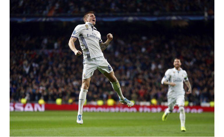 Mientras Barsa sufre, el Madrid sólo recibe buenas noticias