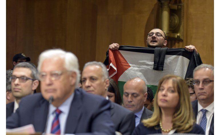 EEUU: Nominado a embajador en Israel conocido en Cisjordania