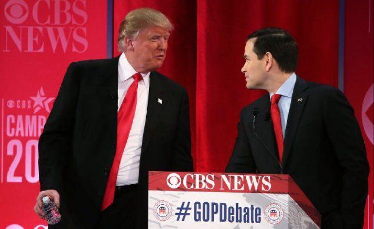 Trump: Rubio y yo tenemos ideas muy similares sobre Cuba