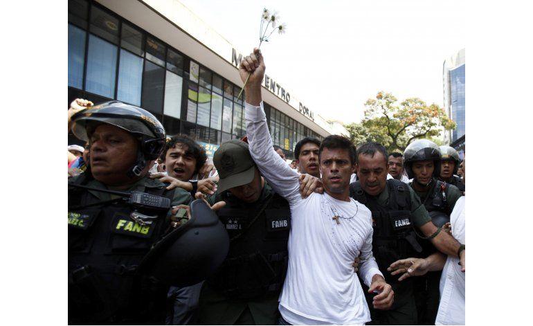 Venezuela: Tribunal Supremo ratifica condena de opositor