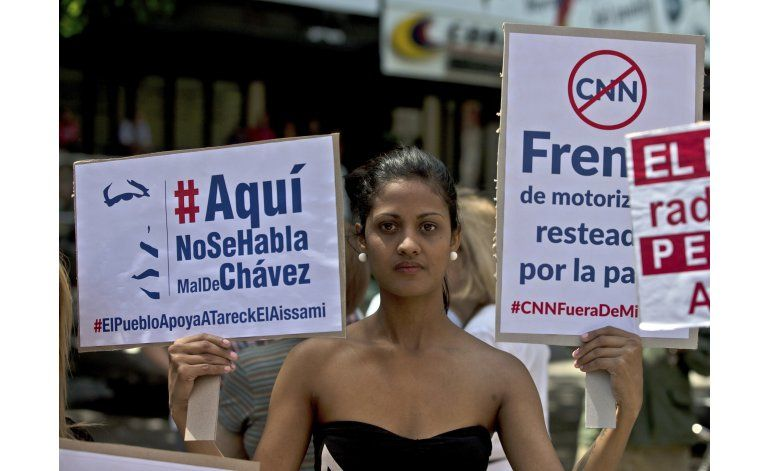 Venezolanos recurren a internet para evadir sanción a CNN