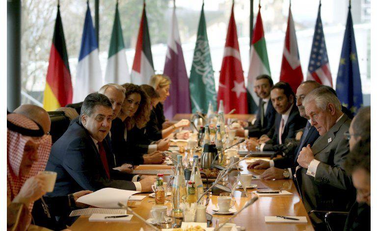 Francia y Alemania celebran su reunión sobre Siria con EEUU