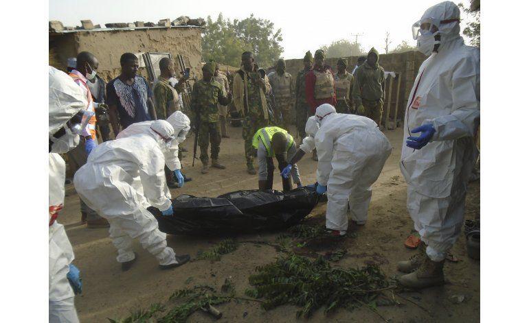Nigeria: Ejército, civiles enfrentan a Boko Haram
