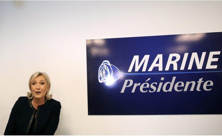 Francia: Le Pen enfrenta retos de Parlamento Europeo y ONU