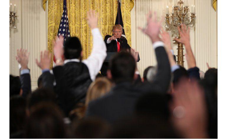 Antes de Trump otros presidentes han atacado a la prensa