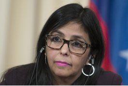 canciller rechaza declaracion de macri sobre venezuela