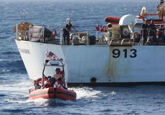 Más de 680 cubanos han sido repatriados