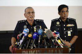 malasia busca 4 sospechosos norcoreanos que dejaron el pais