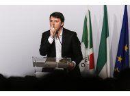renzi renuncia como jefe de su partido, buscara otro mandato