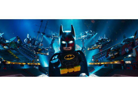Lego Batman se impone a The Great Wall en taquillas