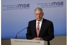 secretario de defensa de eeuu evalua situacion en afganistan