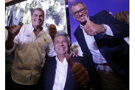 elecciones ecuador: lenin moreno encabeza cifras oficiales