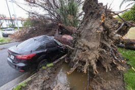 tormenta renueva temor de inundacion en norte de california