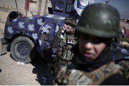 tropas iraquies avanzan en inmediaciones del oeste de mosul