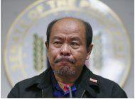 expolicia filipino: duterte pago por matar a sospechosos
