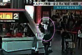 divulgan video con el supuesto ataque a kim jong-nam, medio hermano de dictador norcoreano