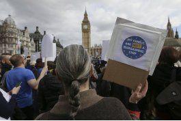 legisladores buscan mas voz en lo relacionado al brexit